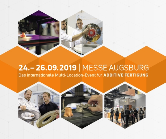 EXPERIENCE ADDITIVE MANUFACTURING in Augsburg
