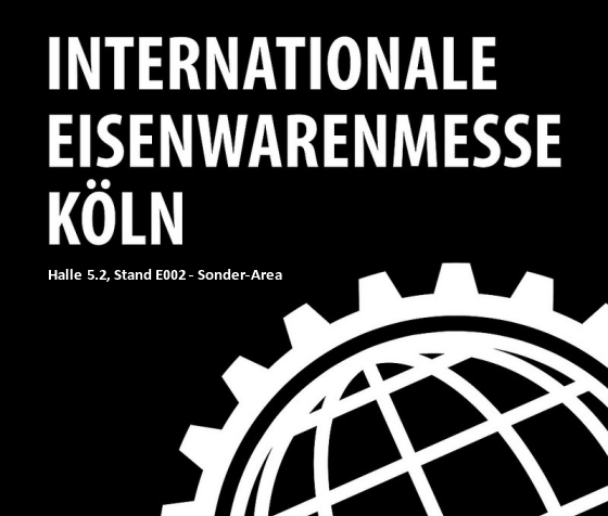 Internationale Eisenwarenmesse in Köln